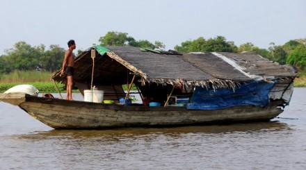 Croisière sur Tonle Bassac