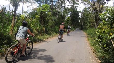 Randonnée vélo vers Nha Trang