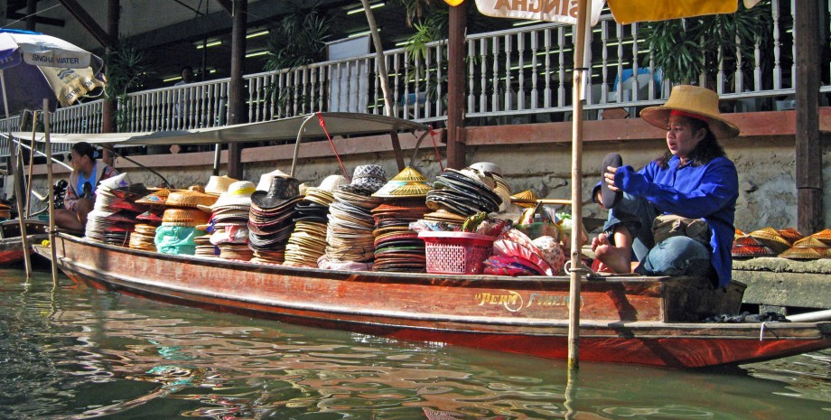 Découverte du Bangkok caché