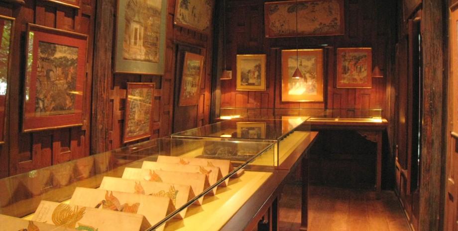 Les musées Jim Thompson et Madame Tussauds