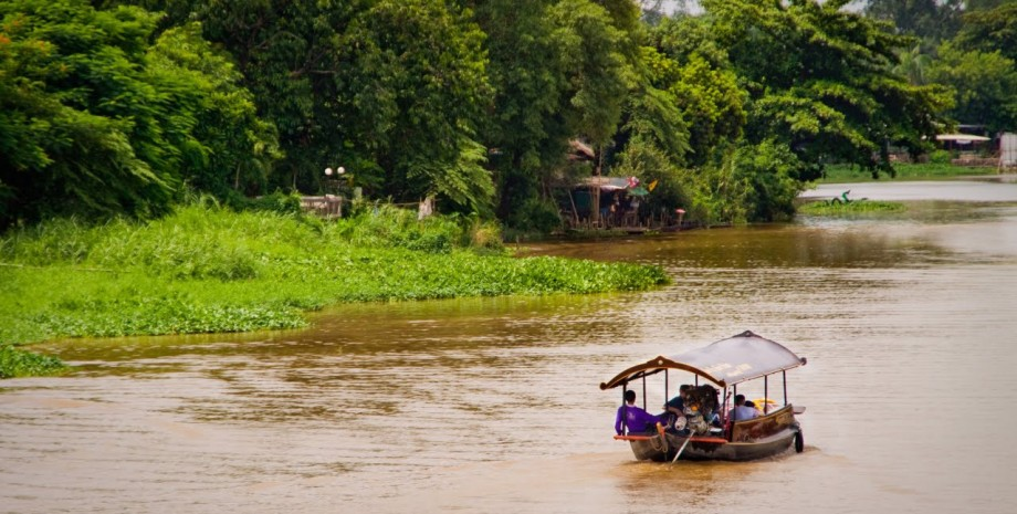 Balade en vélo à Chiang Mai