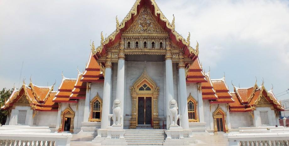Temples à Bangkok