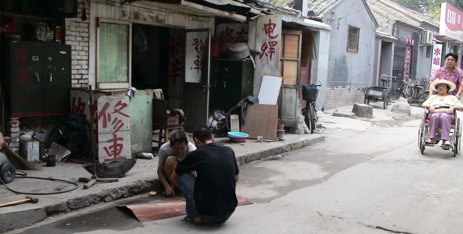 Découverte des Hutongs en pousse-pousse