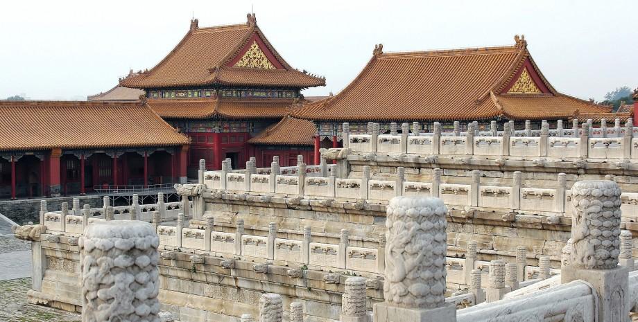 Place Tiananmen et Cité Interdite