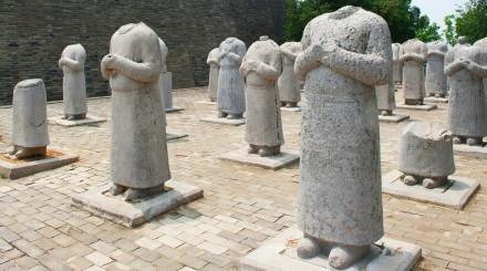 Mausolée de Qianling