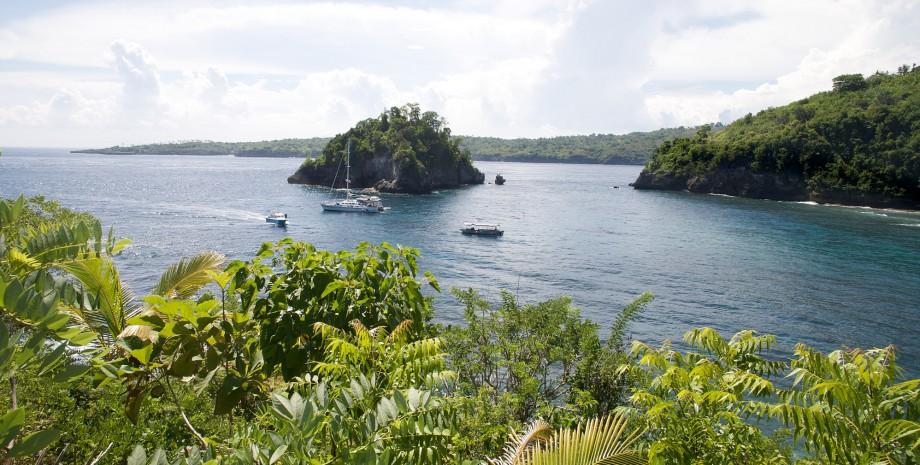 Croisière à Nusa Lembongan