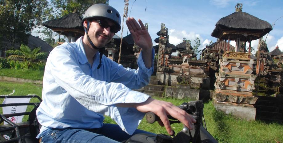 Bali en quad