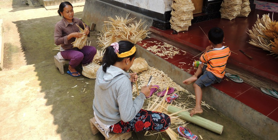 Bali en VTT