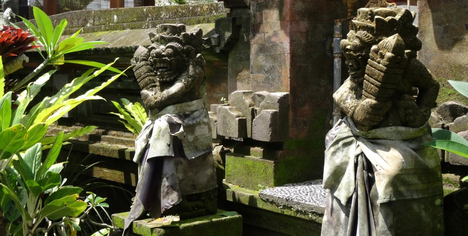 Ubud, centre culturel de Bali
