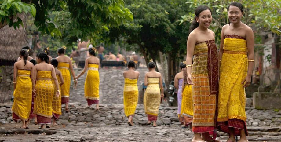 Le séduisant est de Bali