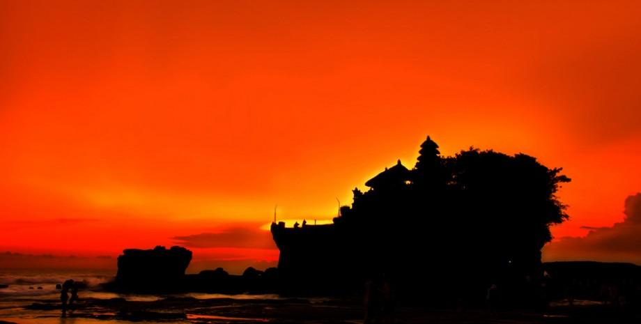 Le nord de Bali