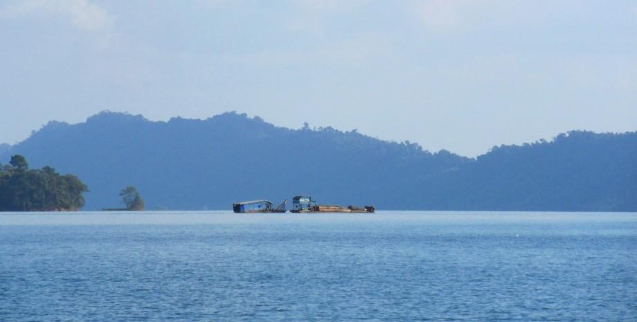 Escapade au lac Nam Ngum