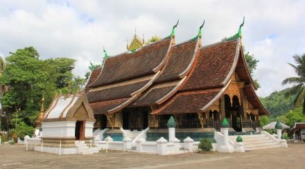 Visite de Luang Prabang
