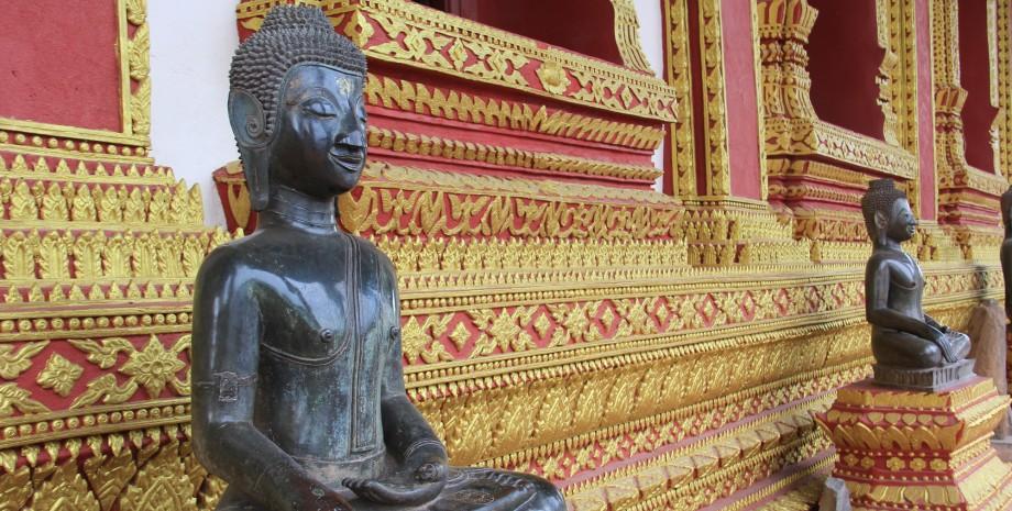 Journée visite de Vientiane et Bouddha Park