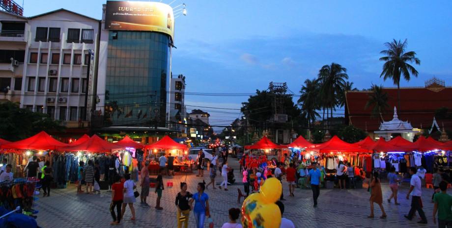 Visite de Vientiane – Journée entière