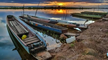 Expérience sur le delta du Mékong