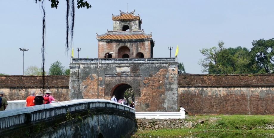 Visite de Hue