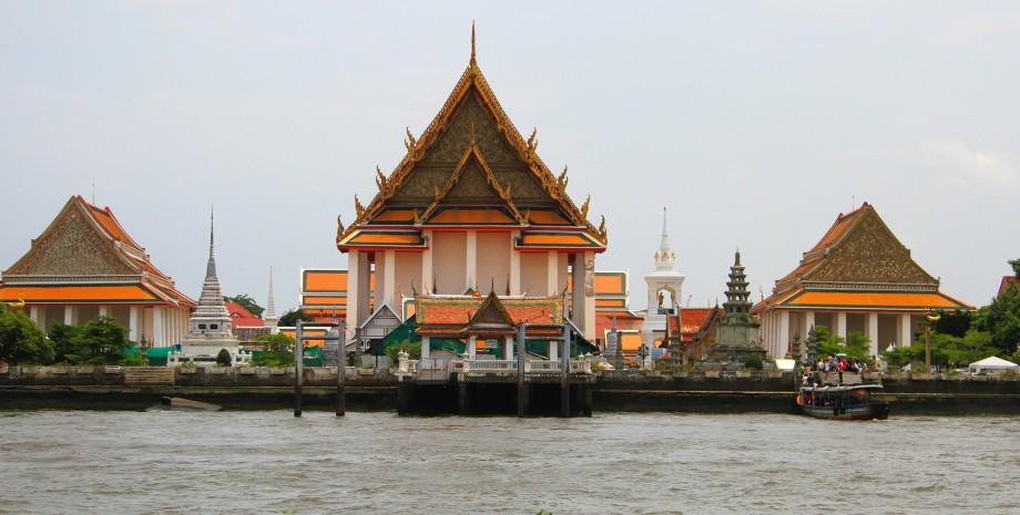 Virée sur les canaux de Bangkok