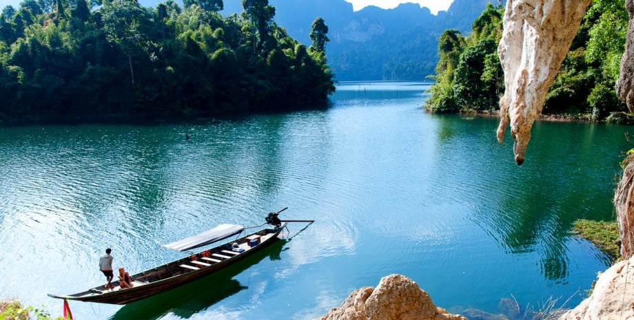 Aventure dans la jungle de Khao Sok