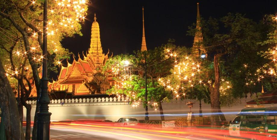 Bangkok de nuit