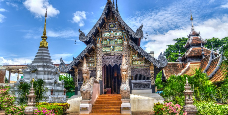 Découverte de Chiang Mai en Segway
