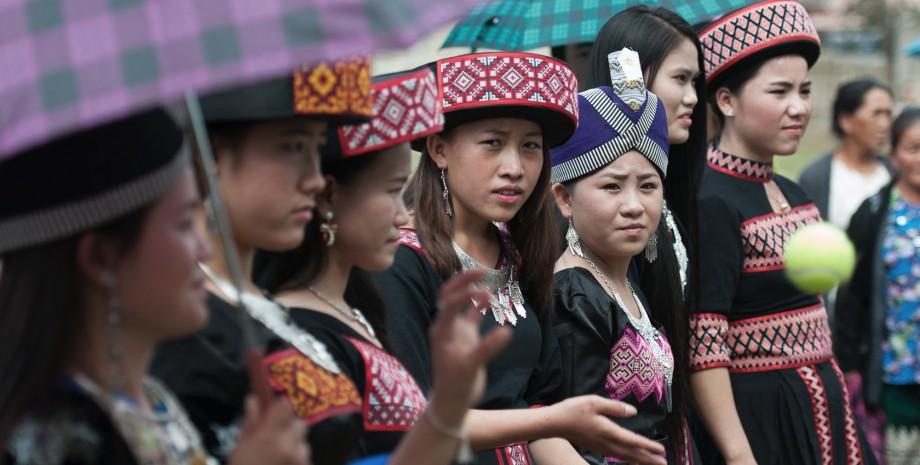 Rencontre avec la minorité Hmong