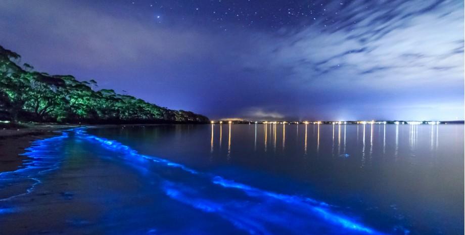 Nuit étoilée à Phang Nga