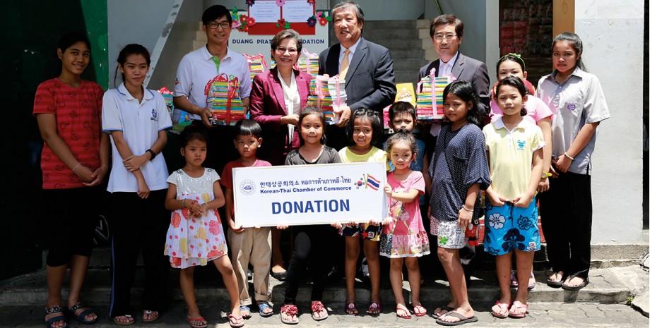 Aide aux quartiers défavorisés de Bangkok