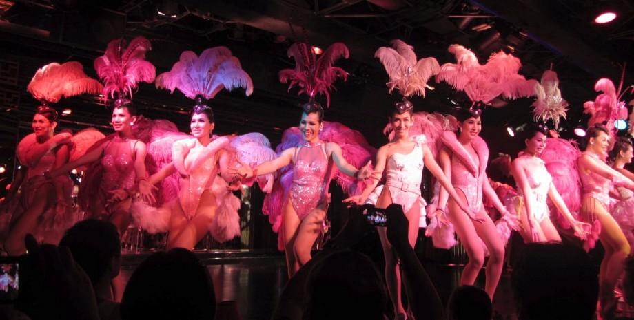 Soirée au cabaret Calypso