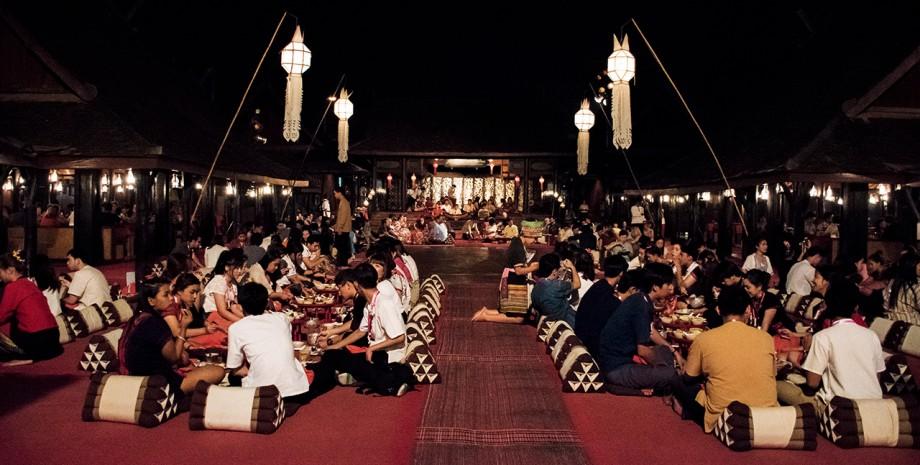 Spectacle Kantoke et diner
