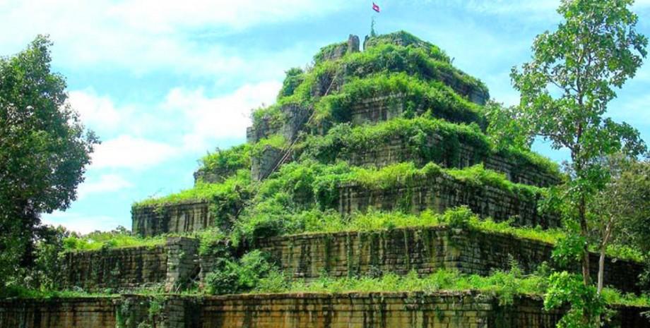Entre temples et jungle oubliés