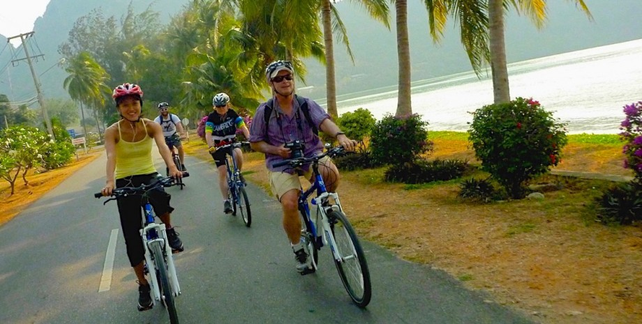Phuket en vélo
