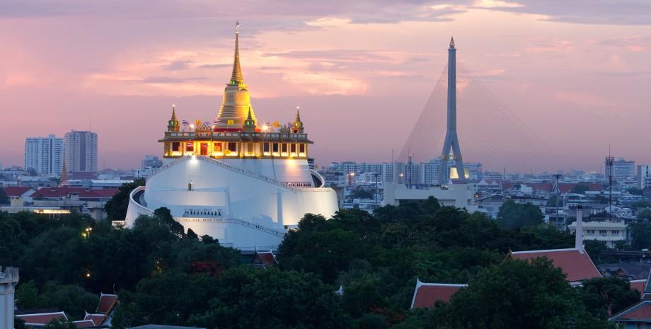 Rencontre avec l'ancien royaume de Siam