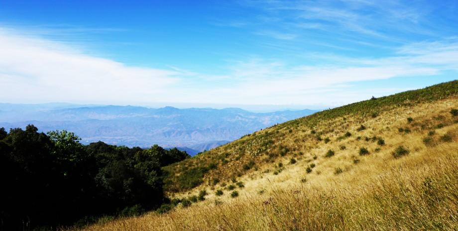 Balade à la montagne Doi Inthanon