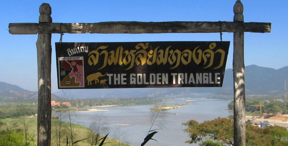 Triangle d'Or et visite de Chiang Saen