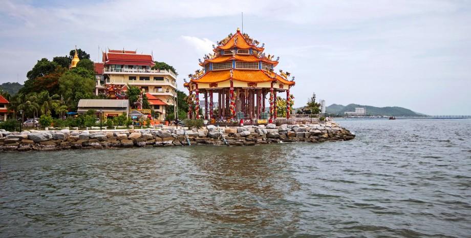 Découverte de l'île Koh Si Chang