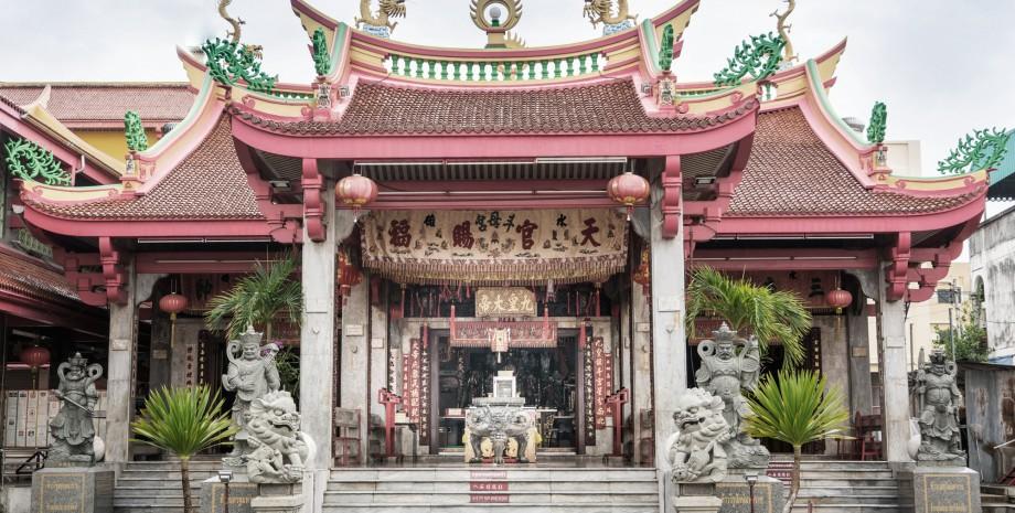 Le Phuket d'antan