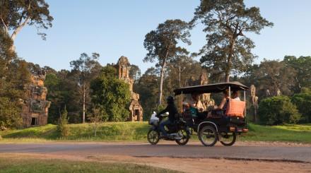 Journée à Angkor en tuk-tuk