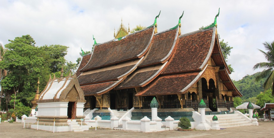 Découverte de Luang Prabang en vélo