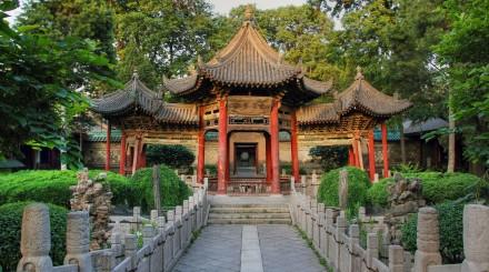 Visite de Xian