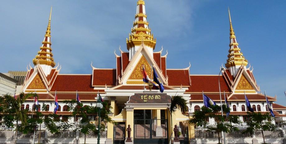 Visite de Phnom Penh