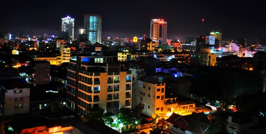 Visite de Phnom Penh – Journée entière