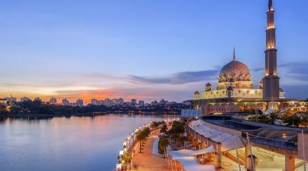 Excursion à Putrajaya