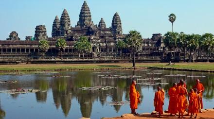 Découverte d'Angkor Wat et Ta Prohm