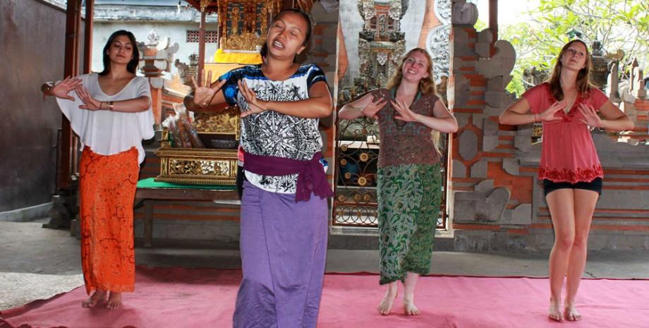 Initiation à la danse traditionnelle