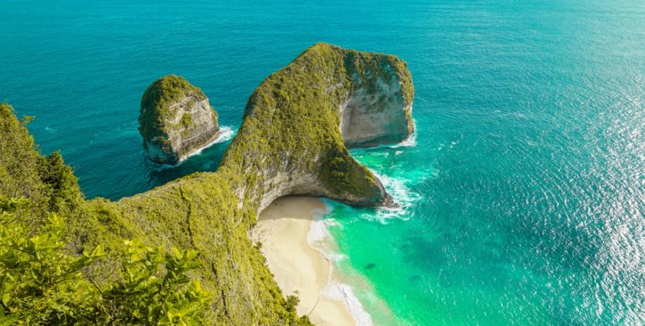 Découverte de l'île de Nusa Peneeda