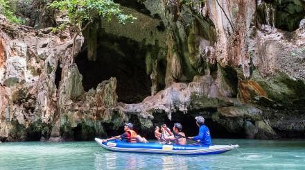 Demi-journée en Kayak