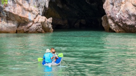 Journée en Kayak et plage