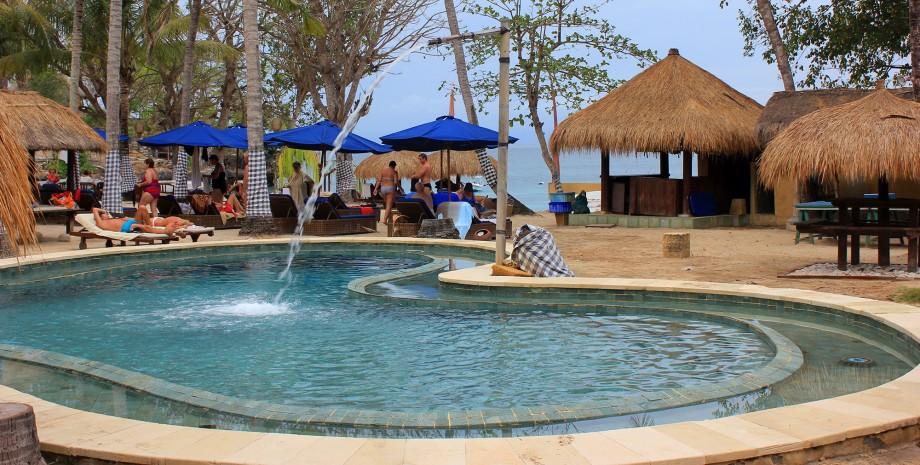 Voile en VIP vers Nusa Lembongan