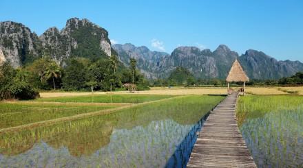 Journée découverte à Vang Vieng
